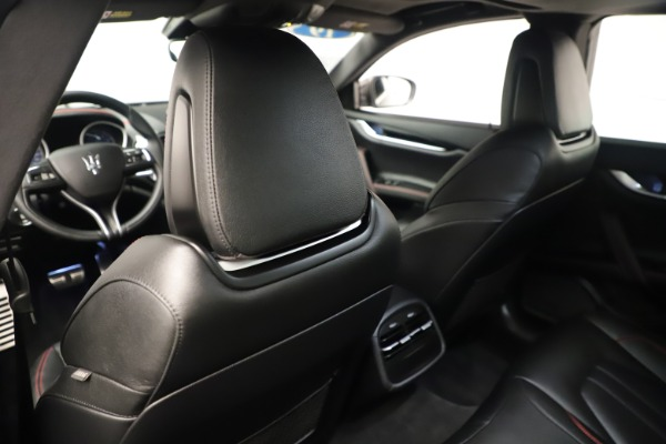 Used 2019 Maserati Ghibli S Q4 GranSport for sale $64,900 at Bentley Greenwich in Greenwich CT 06830 20