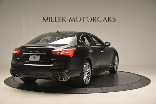 Used 2019 Maserati Ghibli S Q4 GranSport for sale $64,900 at Bentley Greenwich in Greenwich CT 06830 7