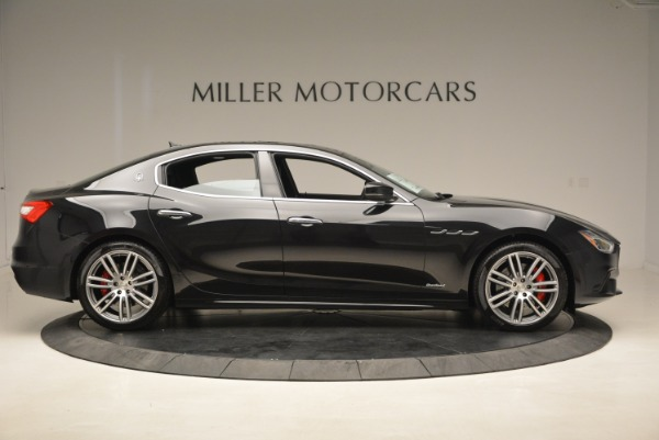 Used 2019 Maserati Ghibli S Q4 GranSport for sale $64,900 at Bentley Greenwich in Greenwich CT 06830 9