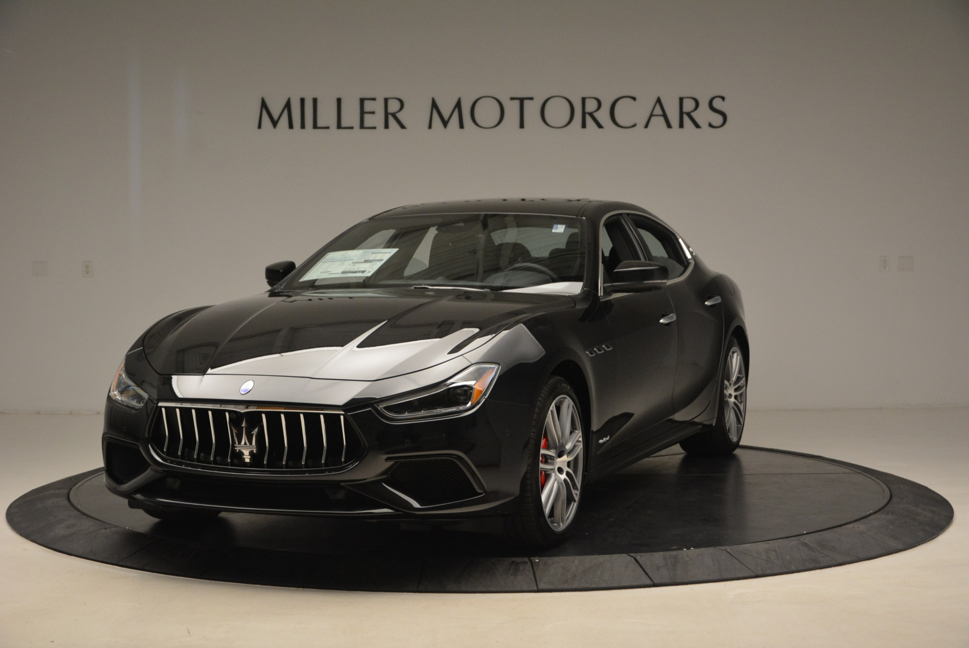 Used 2019 Maserati Ghibli S Q4 GranSport for sale $64,900 at Bentley Greenwich in Greenwich CT 06830 1