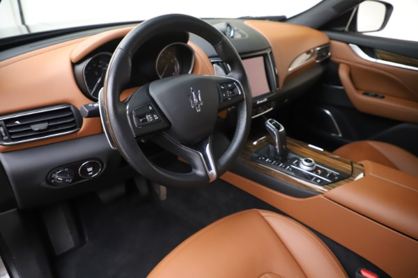 Used 2019 Maserati Levante Q4 GranLusso for sale Sold at Bentley Greenwich in Greenwich CT 06830 13