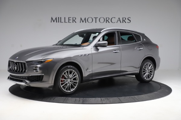 Used 2019 Maserati Levante Q4 GranLusso for sale Sold at Bentley Greenwich in Greenwich CT 06830 2