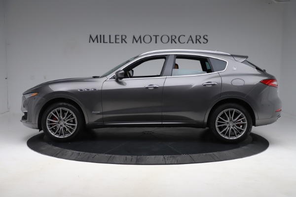 Used 2019 Maserati Levante Q4 GranLusso for sale Sold at Bentley Greenwich in Greenwich CT 06830 3