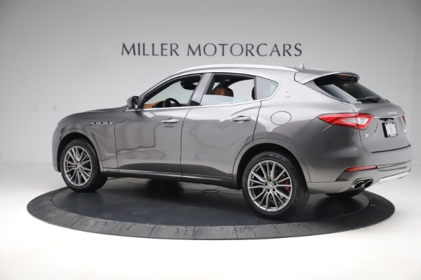 Used 2019 Maserati Levante Q4 GranLusso for sale Sold at Bentley Greenwich in Greenwich CT 06830 4