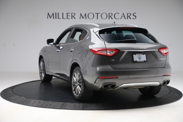 Used 2019 Maserati Levante Q4 GranLusso for sale Sold at Bentley Greenwich in Greenwich CT 06830 5