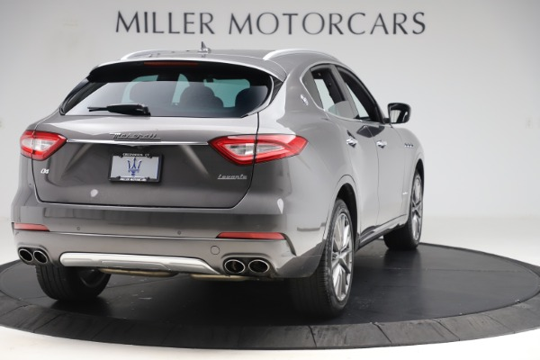 Used 2019 Maserati Levante Q4 GranLusso for sale Sold at Bentley Greenwich in Greenwich CT 06830 7