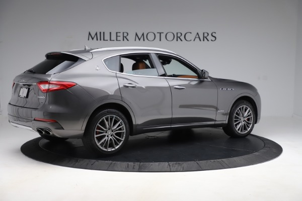 Used 2019 Maserati Levante Q4 GranLusso for sale Sold at Bentley Greenwich in Greenwich CT 06830 8