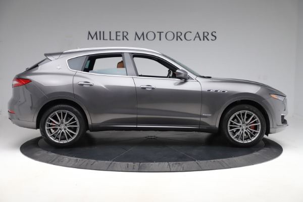Used 2019 Maserati Levante Q4 GranLusso for sale Sold at Bentley Greenwich in Greenwich CT 06830 9