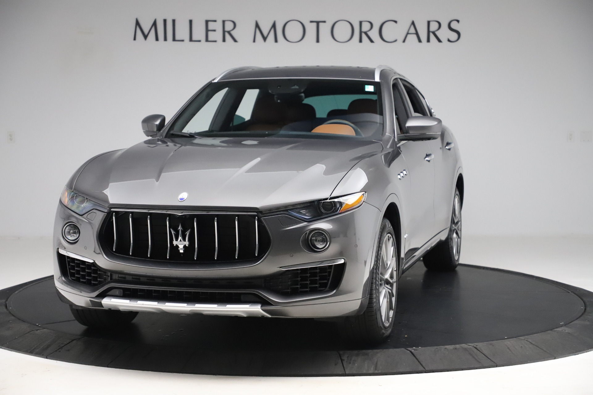 Used 2019 Maserati Levante Q4 GranLusso for sale Sold at Bentley Greenwich in Greenwich CT 06830 1
