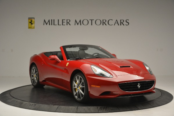 Used 2011 Ferrari California for sale Sold at Bentley Greenwich in Greenwich CT 06830 12
