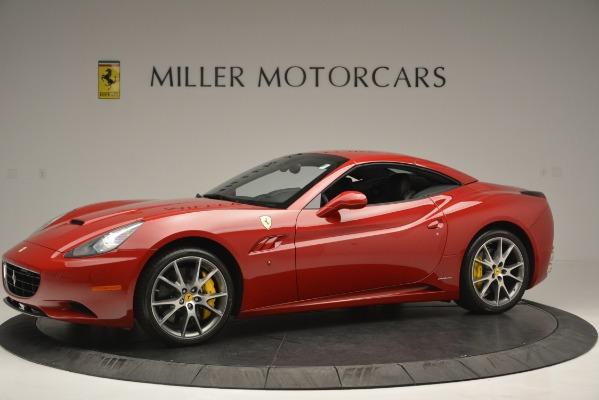 Used 2011 Ferrari California for sale Sold at Bentley Greenwich in Greenwich CT 06830 14
