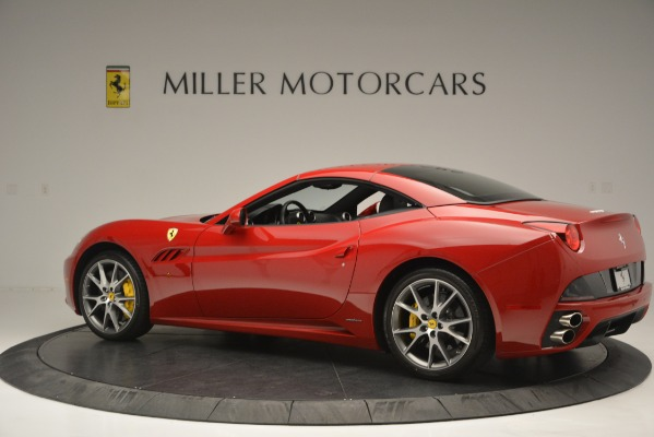 Used 2011 Ferrari California for sale Sold at Bentley Greenwich in Greenwich CT 06830 15