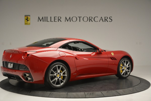 Used 2011 Ferrari California for sale Sold at Bentley Greenwich in Greenwich CT 06830 16