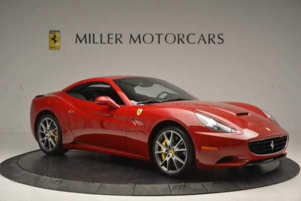 Used 2011 Ferrari California for sale Sold at Bentley Greenwich in Greenwich CT 06830 17