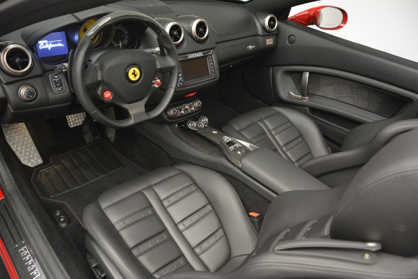 Used 2011 Ferrari California for sale Sold at Bentley Greenwich in Greenwich CT 06830 18
