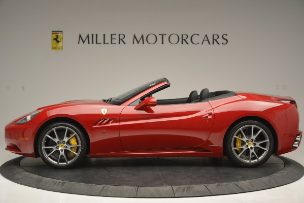 Used 2011 Ferrari California for sale Sold at Bentley Greenwich in Greenwich CT 06830 3