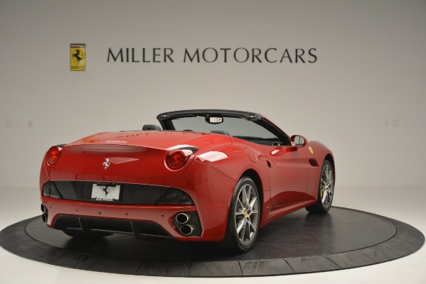 Used 2011 Ferrari California for sale Sold at Bentley Greenwich in Greenwich CT 06830 8