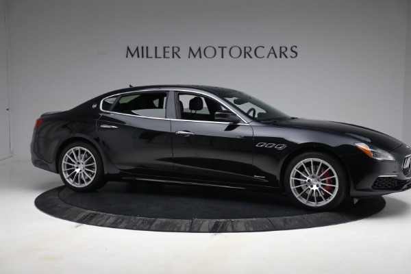 Used 2019 Maserati Quattroporte S Q4 GranLusso for sale $68,900 at Bentley Greenwich in Greenwich CT 06830 10