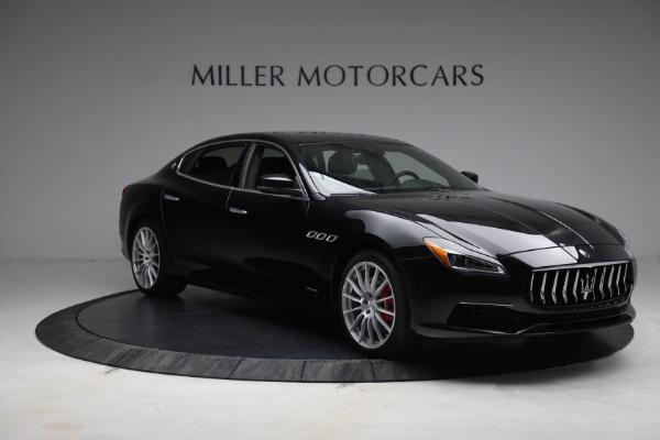 New 2019 Maserati Quattroporte S Q4 GranLusso for sale Sold at Bentley Greenwich in Greenwich CT 06830 11
