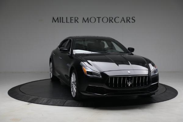 Used 2019 Maserati Quattroporte S Q4 GranLusso for sale $68,900 at Bentley Greenwich in Greenwich CT 06830 12