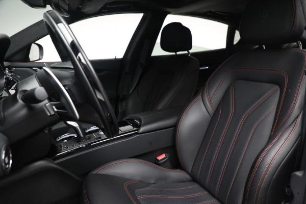 Used 2019 Maserati Quattroporte S Q4 GranLusso for sale $68,900 at Bentley Greenwich in Greenwich CT 06830 16