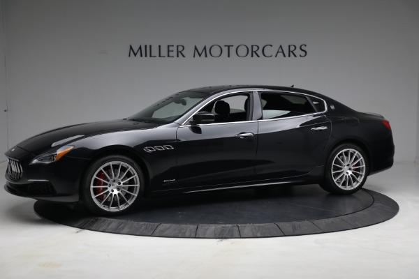 New 2019 Maserati Quattroporte S Q4 GranLusso for sale Sold at Bentley Greenwich in Greenwich CT 06830 2
