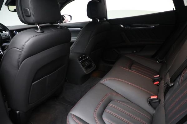New 2019 Maserati Quattroporte S Q4 GranLusso for sale Sold at Bentley Greenwich in Greenwich CT 06830 22