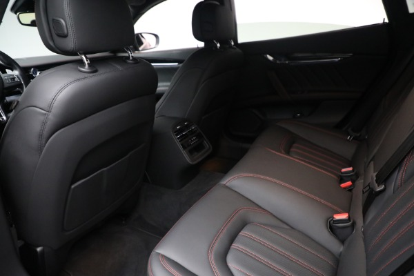 Used 2019 Maserati Quattroporte S Q4 GranLusso for sale $68,900 at Bentley Greenwich in Greenwich CT 06830 22