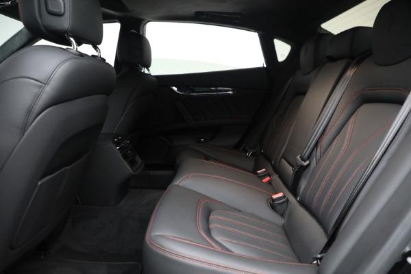 Used 2019 Maserati Quattroporte S Q4 GranLusso for sale $68,900 at Bentley Greenwich in Greenwich CT 06830 23