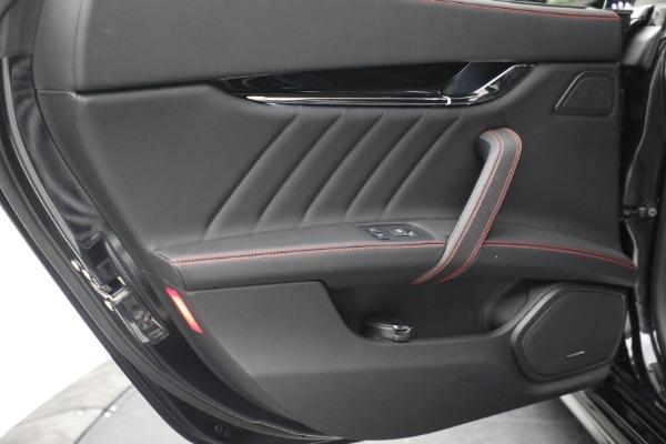 Used 2019 Maserati Quattroporte S Q4 GranLusso for sale $68,900 at Bentley Greenwich in Greenwich CT 06830 25