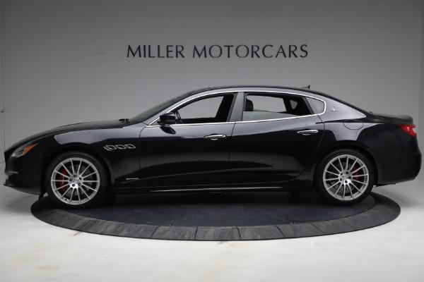 New 2019 Maserati Quattroporte S Q4 GranLusso for sale Sold at Bentley Greenwich in Greenwich CT 06830 3
