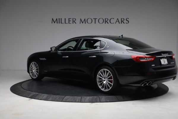 Used 2019 Maserati Quattroporte S Q4 GranLusso for sale $68,900 at Bentley Greenwich in Greenwich CT 06830 4