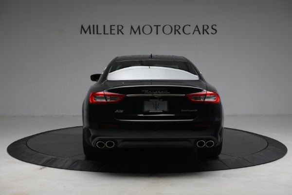 Used 2019 Maserati Quattroporte S Q4 GranLusso for sale $68,900 at Bentley Greenwich in Greenwich CT 06830 6