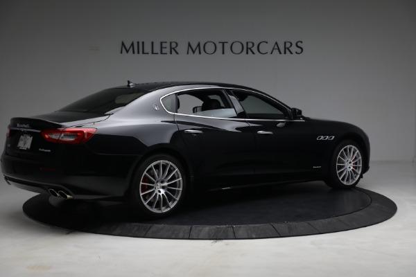 Used 2019 Maserati Quattroporte S Q4 GranLusso for sale $68,900 at Bentley Greenwich in Greenwich CT 06830 8