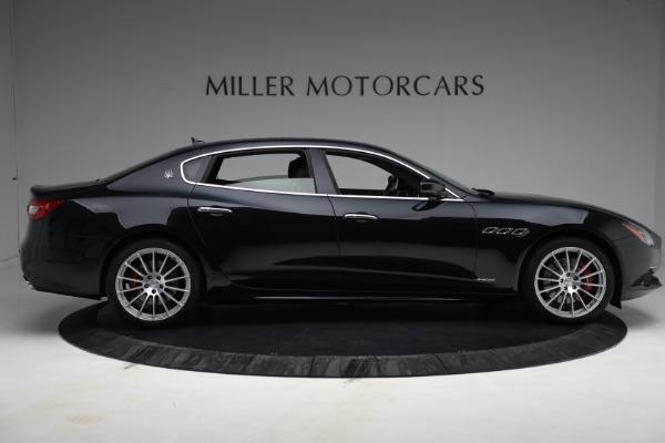Used 2019 Maserati Quattroporte S Q4 GranLusso for sale $68,900 at Bentley Greenwich in Greenwich CT 06830 9