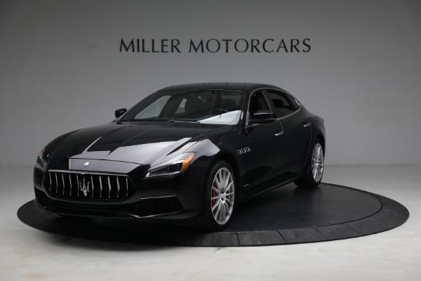 New 2019 Maserati Quattroporte S Q4 GranLusso for sale Sold at Bentley Greenwich in Greenwich CT 06830 1