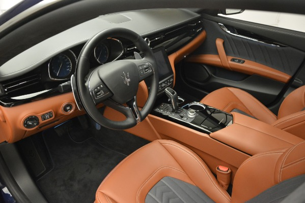 New 2019 Maserati Quattroporte S Q4 GranLusso for sale Sold at Bentley Greenwich in Greenwich CT 06830 14