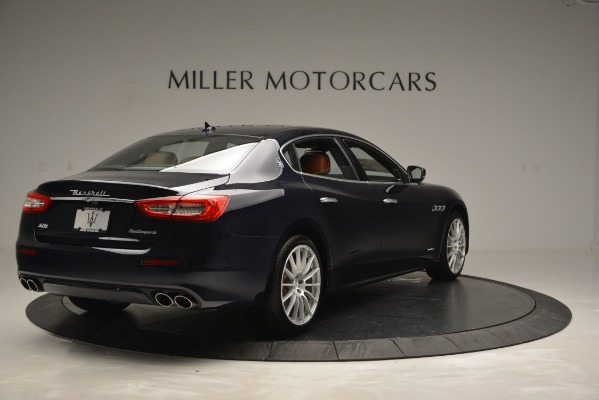 New 2019 Maserati Quattroporte S Q4 GranLusso for sale Sold at Bentley Greenwich in Greenwich CT 06830 7