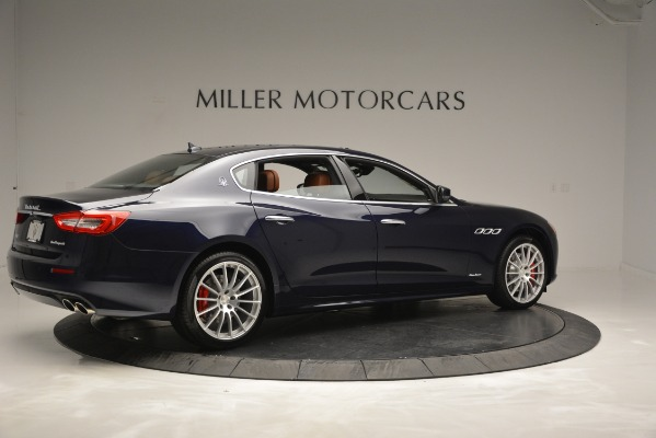 New 2019 Maserati Quattroporte S Q4 GranLusso for sale Sold at Bentley Greenwich in Greenwich CT 06830 8
