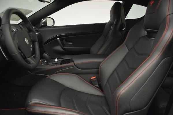 New 2018 Maserati GranTurismo Sport for sale Sold at Bentley Greenwich in Greenwich CT 06830 14