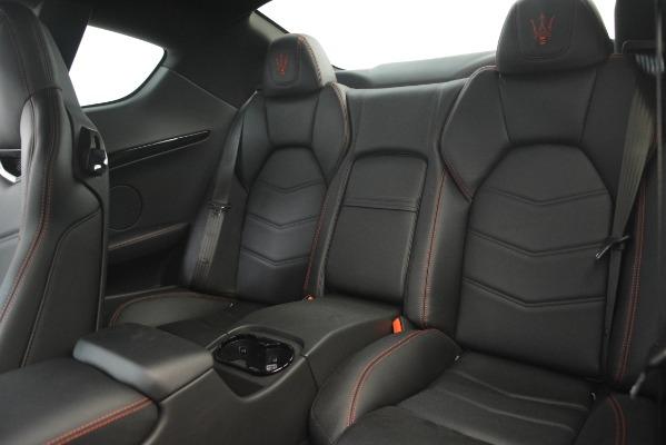 New 2018 Maserati GranTurismo Sport for sale Sold at Bentley Greenwich in Greenwich CT 06830 18