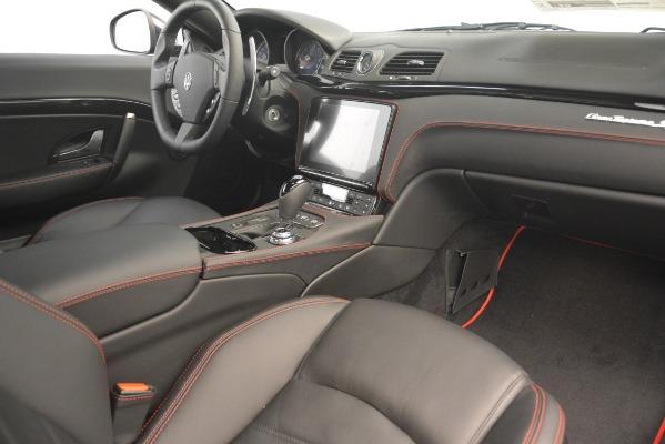 New 2018 Maserati GranTurismo Sport for sale Sold at Bentley Greenwich in Greenwich CT 06830 19