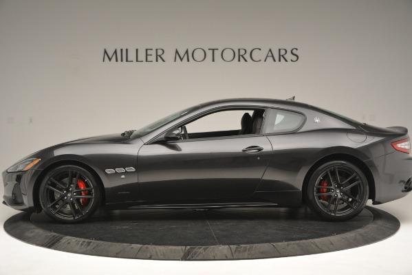 New 2018 Maserati GranTurismo Sport for sale Sold at Bentley Greenwich in Greenwich CT 06830 2
