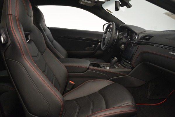 New 2018 Maserati GranTurismo Sport for sale Sold at Bentley Greenwich in Greenwich CT 06830 20