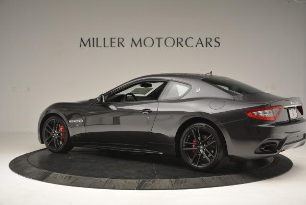 New 2018 Maserati GranTurismo Sport for sale Sold at Bentley Greenwich in Greenwich CT 06830 4