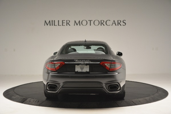 New 2018 Maserati GranTurismo Sport for sale Sold at Bentley Greenwich in Greenwich CT 06830 6