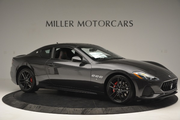 New 2018 Maserati GranTurismo Sport for sale Sold at Bentley Greenwich in Greenwich CT 06830 9