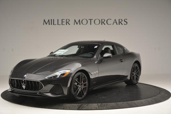 New 2018 Maserati GranTurismo Sport for sale Sold at Bentley Greenwich in Greenwich CT 06830 1