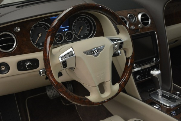 Used 2014 Bentley Flying Spur W12 for sale Sold at Bentley Greenwich in Greenwich CT 06830 21