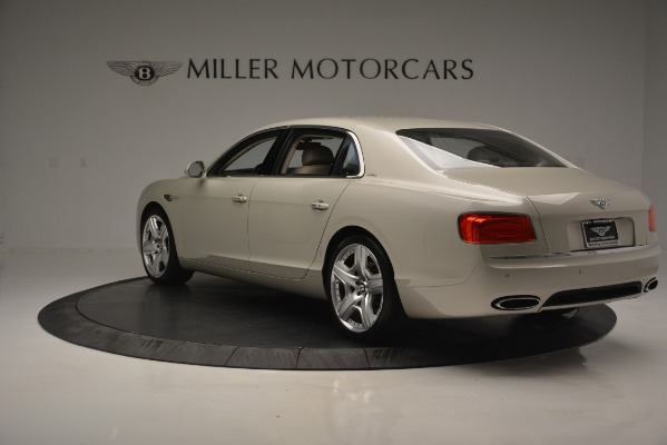 Used 2014 Bentley Flying Spur W12 for sale Sold at Bentley Greenwich in Greenwich CT 06830 5